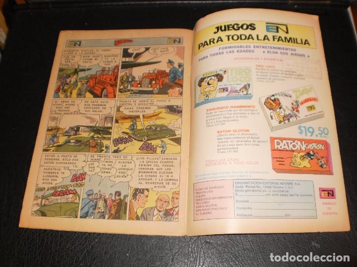 Tebeos: SUPERMAN nº 884 - NOVARO – 1972 - Foto 4 - 99353703