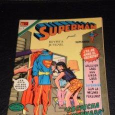 Tebeos: SUPERMAN Nº 888 - NOVARO – 1972. Lote 99353963