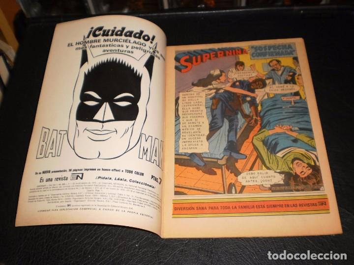 Tebeos: SUPERMAN nº 888 - NOVARO – 1972 - Foto 2 - 99353963