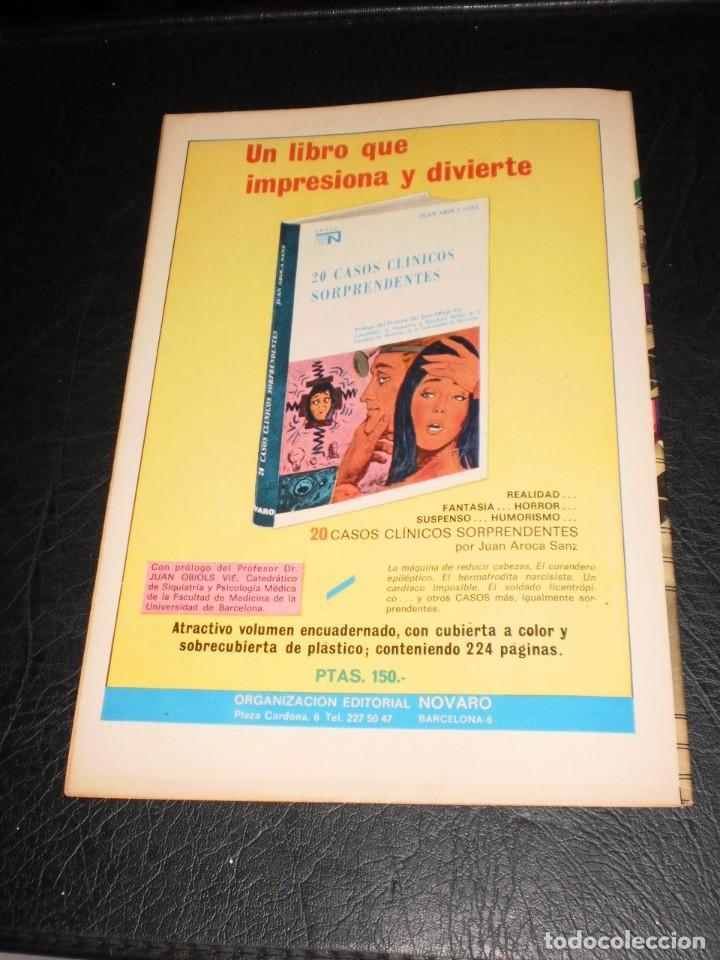Tebeos: SUPERMAN nº 888 - NOVARO – 1972 - Foto 6 - 99353963