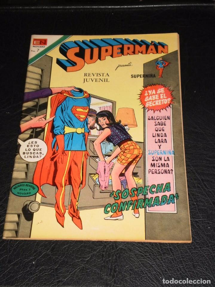 Tebeos: SUPERMAN nº 888 - NOVARO – 1972 - Foto 7 - 99353963