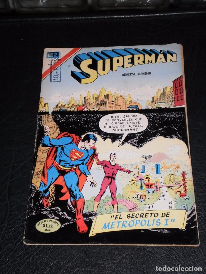 SUPERMAN - Nº 939 - 21 NOVIEMBRE 1973 - NOVARO (Tebeos y Comics - Novaro - Superman)