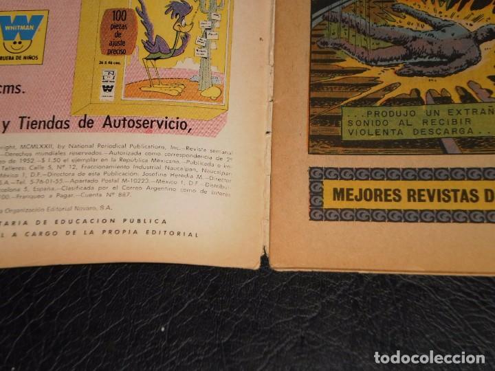 Tebeos: SUPERMAN - Nº 939 - 21 NOVIEMBRE 1973 - NOVARO - Foto 3 - 99354539