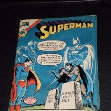 Tebeos: SUPERMAN Nº 904. 21 DE MARZO DE 1973. NOVARO,. Lote 99370735