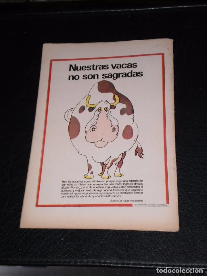 Tebeos: SUPERMAN nº 904. 21 de marzo de 1973. Novaro, - Foto 5 - 99370735