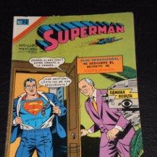 Tebeos: SUPERMAN Nº 3-52 SERIE AVESTRUZ EDITORIAL NOVARO. Lote 99373915