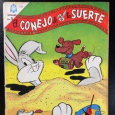 BDs: EL CONEJO DE LA SUERTE Nº 231 EDITORIAL NOVARO. Lote 99968007