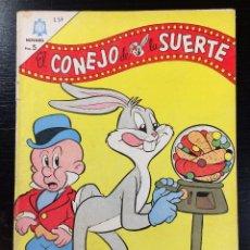 BDs: EL CONEJO DE LA SUERTE Nº 237 EDITORIAL NOVARO. Lote 99968455
