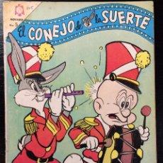 BDs: EL CONEJO DE LA SUERTE Nº 245 EDITORIAL NOVARO. Lote 99969175