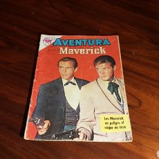 Tebeos: AVENTURAS MAVERICK 283 EDITORIAL SEA. Lote 100009872