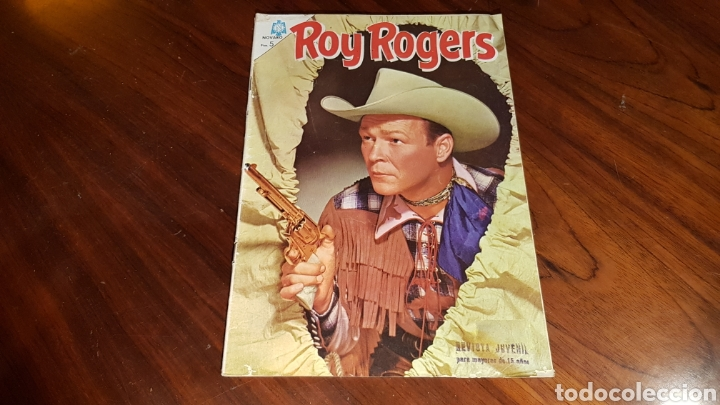 ROY ROGERS 147 NOVARO (Tebeos y Comics - Novaro - Roy Roger)