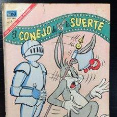 BDs: EL CONEJO DE LA SUERTE Nº 256 EDITORIAL NOVARO. Lote 100060223
