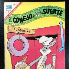 BDs: EL CONEJO DE LA SUERTE Nº 270 EDITORIAL NOVARO. Lote 100061115