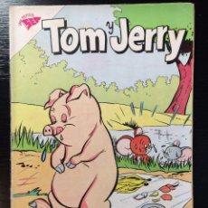 Tebeos: TOM Y JERRY Nº 169 EDITORIAL NOVARO. Lote 100210359