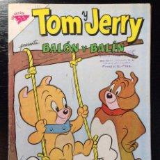 Tebeos: TOM Y JERRY Nº 183 EDITORIAL NOVARO. Lote 100211367