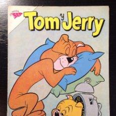 Tebeos: TOM Y JERRY Nº 194 EDITORIAL NOVARO. Lote 100211947