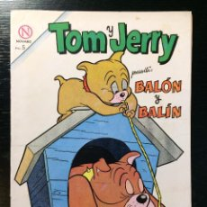 Tebeos: TOM Y JERRY Nº 209 EDITORIAL NOVARO. Lote 100212755