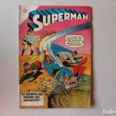 Tebeos: SUPERMAN NOVARO, NÚMERO 234, ABRIL 1960. Lote 100283571
