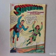 Tebeos: SUPERMAN NOVARO, NÚMERO 236, ABRIL 1960. Lote 100287151