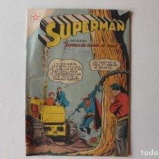 Tebeos: SUPERMAN NOVARO, NÚMERO 202, SEPTIEMBRE 1959. Lote 100337963