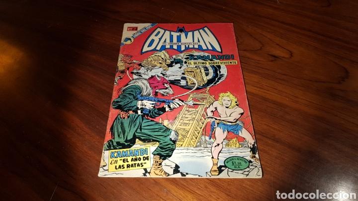 BATMAN 691 MUY BUEN ESTADO NOVARO (Tebeos y Comics - Novaro - Batman)