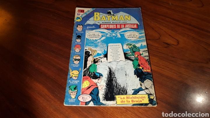 BATMAN 689 BUEN ESTADO NOVARO (Tebeos y Comics - Novaro - Batman)