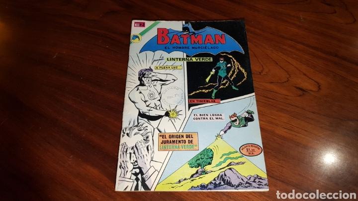 BATMAN 656 MUY BUEN ESTADO NOVARO (Tebeos y Comics - Novaro - Batman)