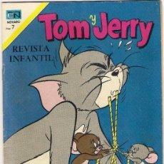 Tebeos: -45771 TOM Y JERRY, Nº 317, AÑO 1971, TEBEOS Y COMICS, EDITORIAL NOVARO. Lote 100399087
