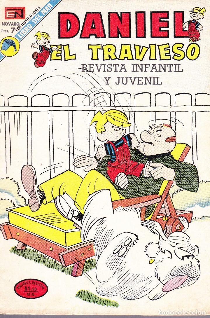 NOVARO DANIEL EL TRAVIESO (Tebeos y Comics - Novaro - Otros)