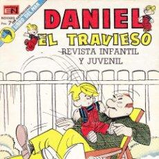 Tebeos: NOVARO DANIEL EL TRAVIESO. Lote 100472623