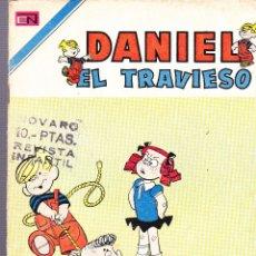 Tebeos: NOVARO DANIEL EL TRAVIESO. Lote 100472663
