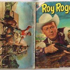 Tebeos: ROY ROGERS 12 1953 NOVARO COMIC. Lote 100627391