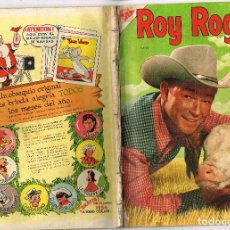 Tebeos: ROY ROGERS 17 1954 NOVARO COMIC. Lote 100632655