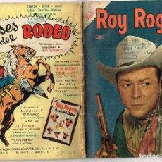 Tebeos: ROY ROGERS 23 1954 NOVARO COMIC. Lote 100632927