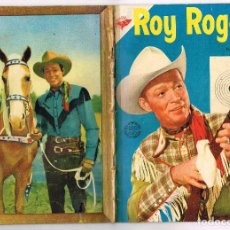 Tebeos: ROY ROGERS 27 1954 NOVARO COMIC. Lote 100641543