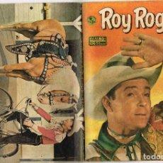 Tebeos: ROY ROGERS 2 1952 NOVARO COMIC. Lote 100642287