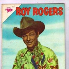Tebeos: ROY ROGERS 135 1963 NOVARO COMIC. Lote 100643751
