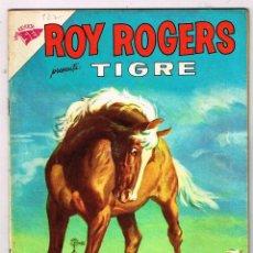 Tebeos: ROY ROGERS 122 1962 NOVARO COMIC. Lote 100649563