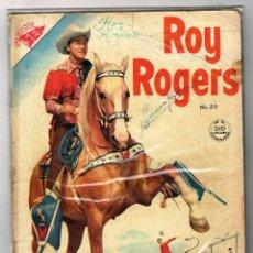 Tebeos: ROY ROGERS 26 1954 NOVARO COMIC. Lote 100649803