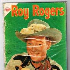 Tebeos: ROY ROGERS 26 1954 NOVARO COMIC. Lote 100650123