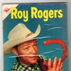 Tebeos - ROY ROGERS 33 1955 NOVARO COMIC - 100650403