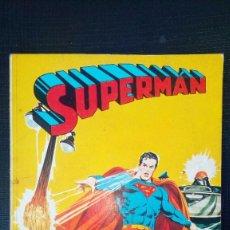 Tebeos: SUPERMAN LIBRO COMIC TOMOS 2 Y 3. Lote 101120247