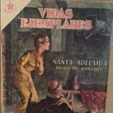 Tebeos: SANTA ADELAIDA. REINA DE BORGOÑA (VIDAS EJEMPLARES). Lote 101234907