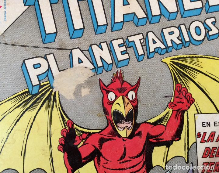 Tebeos: TITANES PLANETARIOS N-134 - Foto 3 - 101531327
