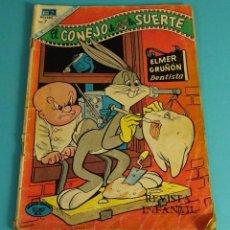 Tebeos: EL CONEJO DE LA SUERTE. Nº 319 SEPTIEMBRE 1969. Lote 101577887