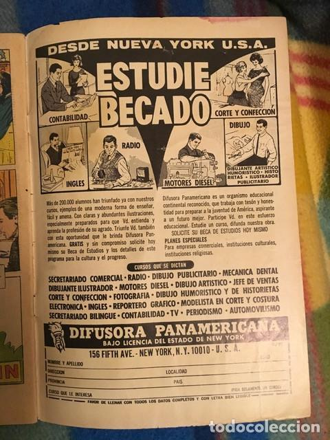 Tebeos: Epopeya nº 114 - Los Cinco Sentidos - Foto 3 - 101723711