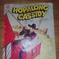 Tebeos: HOPALONG CASSIDY, NOVARO. Lote 101785119
