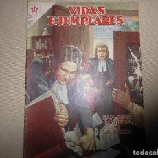 BDs: VIDAS EJEMPLARES Nº 133 SAN JUAN BAUTISTA DE LA SALLE. Lote 102029731