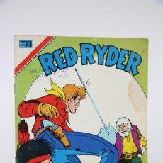 Tebeos: CÓMIC AVENTURA / RED RYDER Nº 437 - EDICIONES NOVARO - AÑO 1978. Lote 102201455
