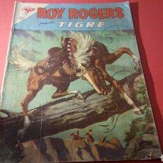 Tebeos: ROY ROGERS 124 NOVARO USADO. Lote 102343008